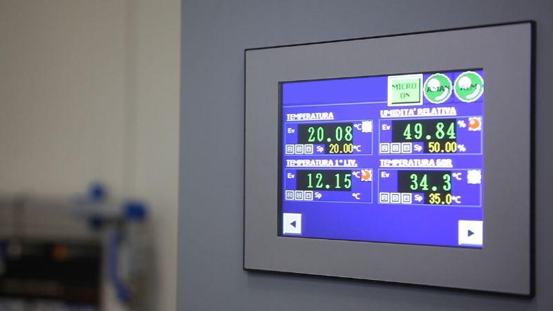 Necessità di avere un controllo temperatura costante in Metrologia? Contattaci!