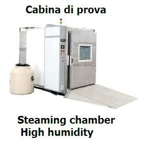 Vapour Saturation Chamber - BRANCA IDEALAIR