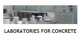 LABORATORIES FOR CEMENTS, GLUES AND ADHESIVES