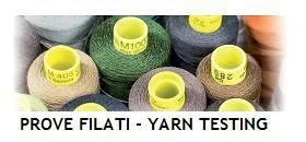 Textile testing instruments for YARNS