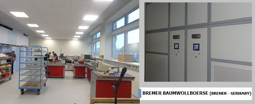 BREMER-BAUMWOLLBOERSE-LABORATORIO-CLASSIFICAZIONE-FIBRE