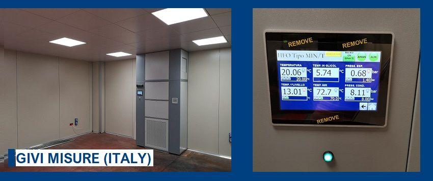 givi-misure-italy-metrological-room