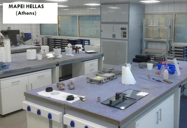 MAPEI-Hellas-QC-laboratory