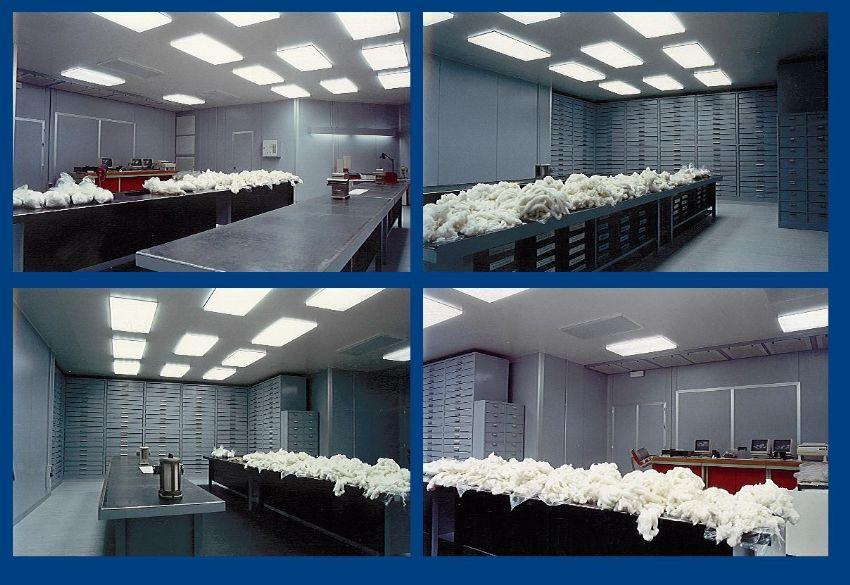 Textile laboratory