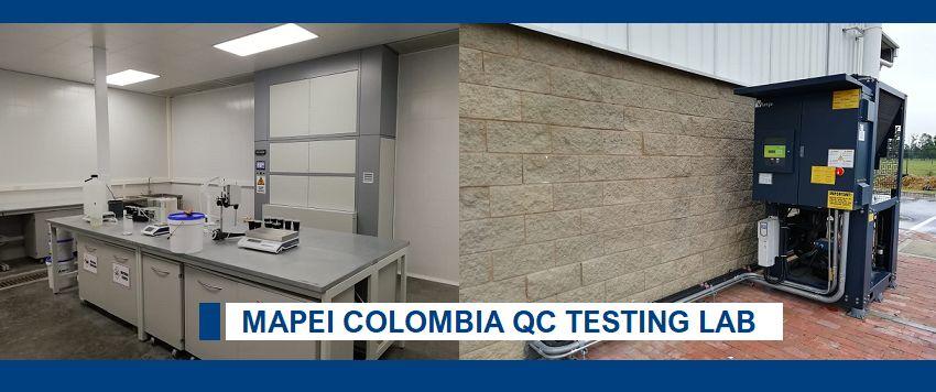 Mapei-Colombia-QC-laboratory