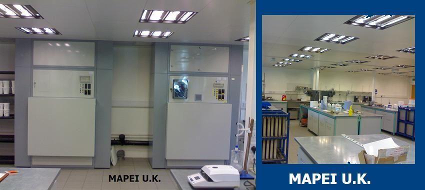 Mapei-UK-QC-Laboratory