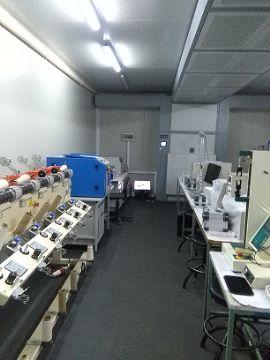 Condizionamento di precisione per laboratori TESSILE ISO139 Branca Idealair