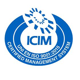 Certificato ICIM nr. 0588/6