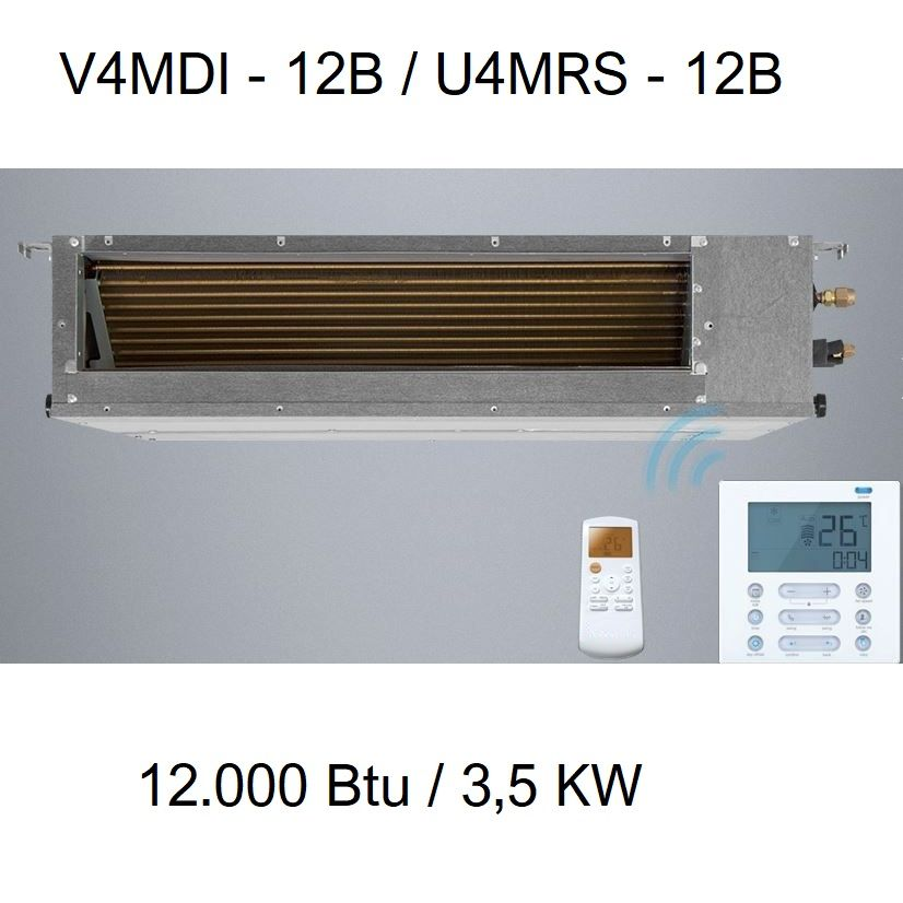 Ducted 12000btu