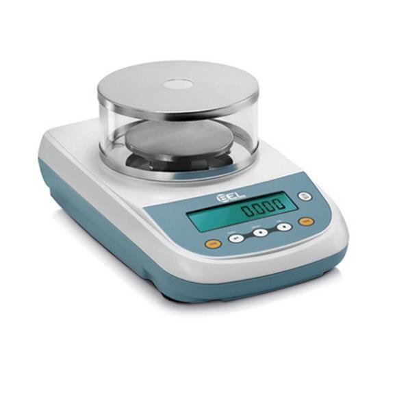 Bilancia elettronica di precisione per grammatura tessuti