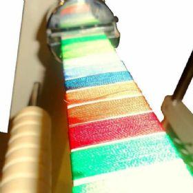 Cartella colori filati con Colour sampling 27S Branca Idealair