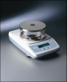Precision electronic scales for yarn count or fabrics mass/sqm