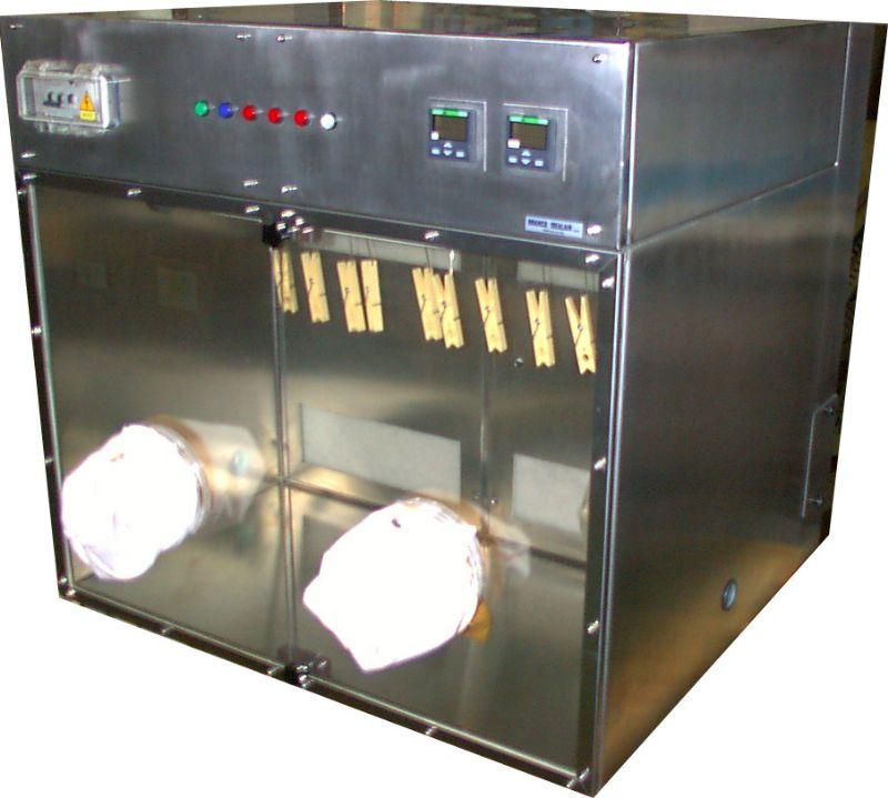 Condizionamento di precisione PAPER BOX per laboratori CARTA e CARTONE  ISO 187  Branca Idealair