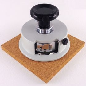 Circular sample cutter 16